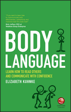 Body Language: Learn how to read others and communicate with confidence (0857087037) cover image