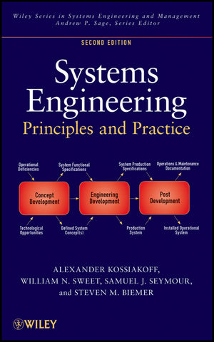 Systems Engineering Principles and Practice, 2nd Edition (1118009037) cover image