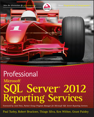 Professional Microsoft SQL Server 2012 Reporting Services (1118237137) cover image