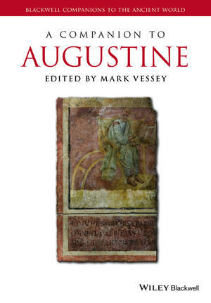 A Companion to Augustine (1118255437) cover image
