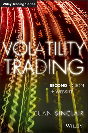 Volatility Trading, + Website, 2nd Edition (1118347137) cover image