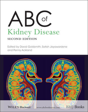 ABC of Kidney Disease, 2nd Edition (1118493737) cover image