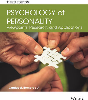 Psychology of Personality: Viewpoints, Research, and Applications, 3rd Edition