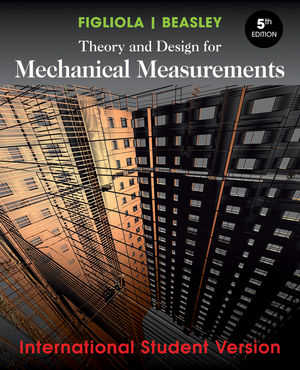 theory and design for mechanical measurements 5th edition rh wiley com Usbr Water Measurement Manual Usdoi Water Measurement Manual