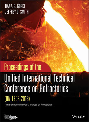 UNITECR 2013: Proceedings of the Unified International Technical Conference on Refractories (1118837037) cover image