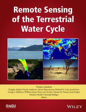 Remote Sensing of the Terrestrial Water Cycle