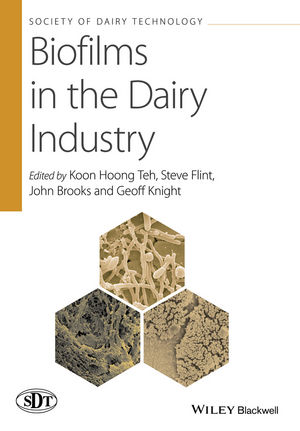 Biofilms in the Dairy Industry (1118876237) cover image