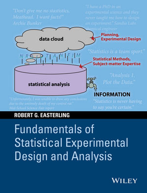 Fundamentals of Statistical Experimental Design and Analysis (1118954637) cover image