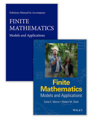 Finite Mathematics: Models and Applications Set