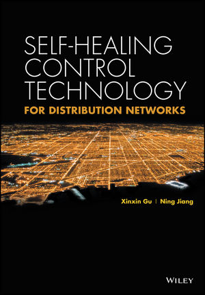 Self-healing Control Technology for Distribution Networks (1119109337) cover image