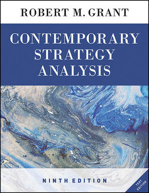 Contemporary Strategy Analysis Text Only, 9th Edition