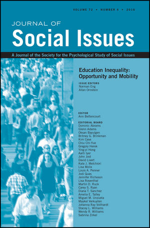 Education Inequality: Opportunity and Mobility