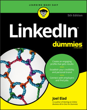 LinkedIn For Dummies, 5th Edition (1119469937) cover image