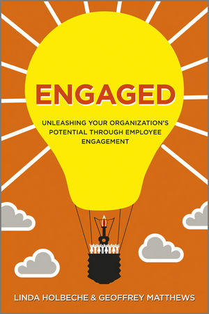 Engaged: Unleashing Your Organization's Potential Through Employee Engagement (1119953537) cover image