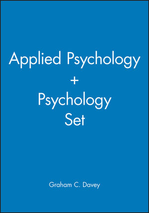 Applied <span class='search-highlight'>Psychology</span> + <span class='search-highlight'>Psychology</span> Set
