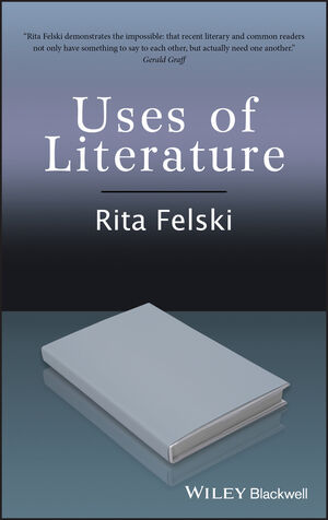 Uses of Literature (1405147237) cover image