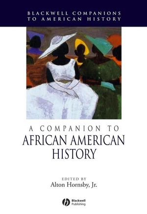 A Companion to African American History (1405179937) cover image