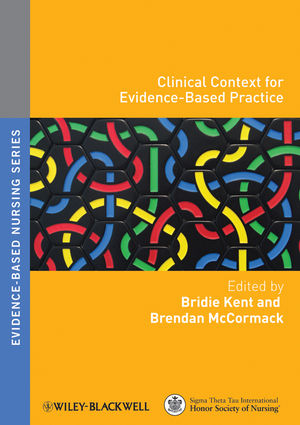 Clinical Context for Evidence-based Nursing Practice (1405184337) cover image