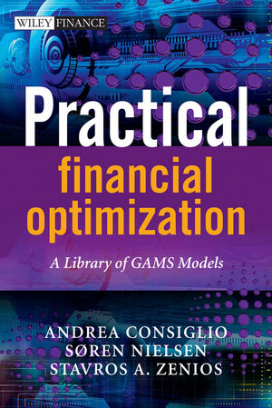 Practical Financial Optimization: A Library of GAMS Models (1444317237) cover image