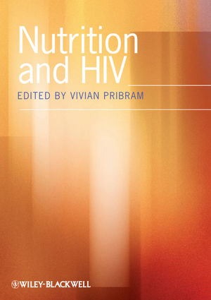 Nutrition and HIV (1444347837) cover image
