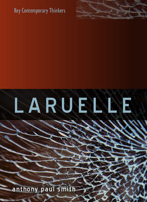 Laruelle: A Stranger Thought (1509508937) cover image