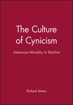 moral decay in american culture essay The first modern historian of the roman empire went back to ancient sources to argue that moral decay made  an american slave by  launched the essay as a.