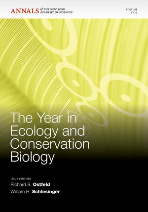 The Year in Ecology and Conservation Biology 2011, Volume 1223