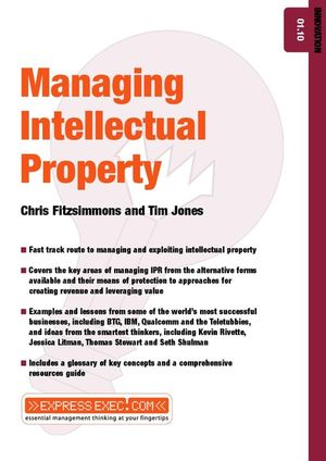 Managing Intellectual Property: Innovation 01.10