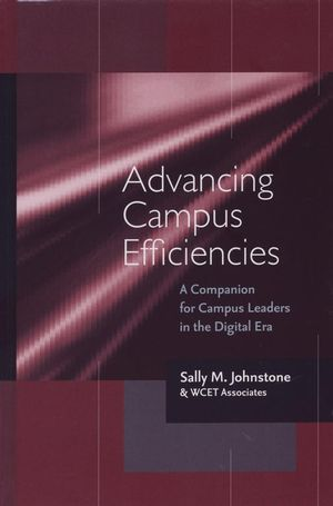 Advancing Campus Efficiencies: A Companion for Campus Leaders in the Digital Era (1933371137) cover image
