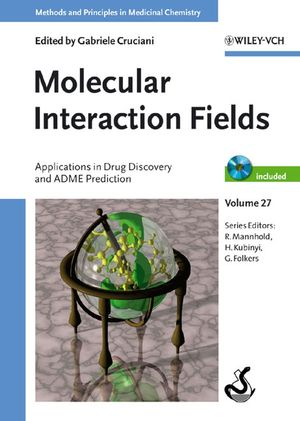 Molecular Interaction Fields: Applications in Drug Discovery and ADME Prediction, Volume 27 (3527607137) cover image