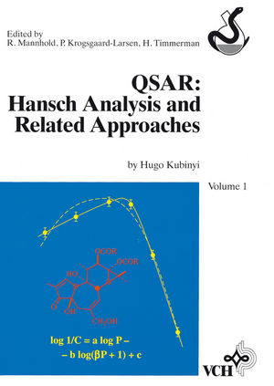 QSAR: Hansch Analysis and Related Approaches, Volume 1 (3527616837) cover image