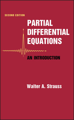 Partial Differential Equations: An Introduction, 2nd Edition (EHEP000037) cover image