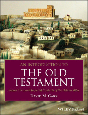 An Introduction to the Old Testament: Sacred Texts and Imperial Contexts of the Hebrew Bible (EHEP002137) cover image