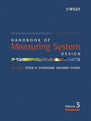 Handbook of Measuring System Design, 3 Volume Set (0470021438) cover image