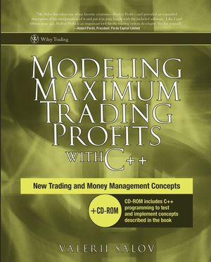 Modeling Maximum Trading Profits with C++: New Trading and Money Management Concepts (0470086238) cover image
