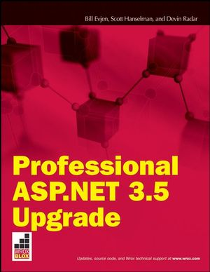 Professional ASP.NET 3.5 Upgrade
