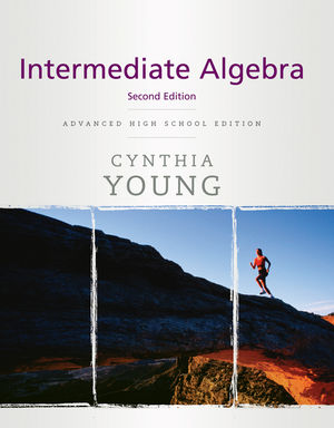 Young Intermediate Algebra: Advanced High School Edition, 2nd Edition