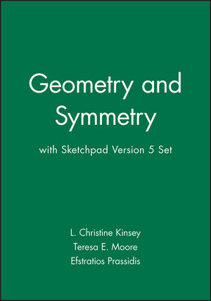 Geometry and Symmetry with Sketchpad Version 5 Set