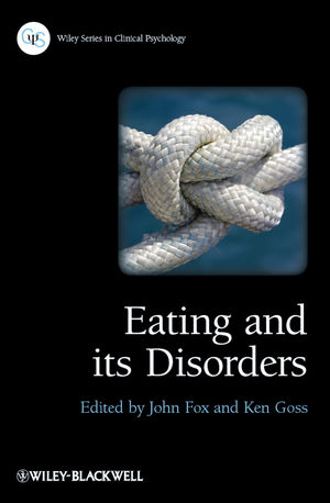 Eating and its Disorders (0470683538) cover image