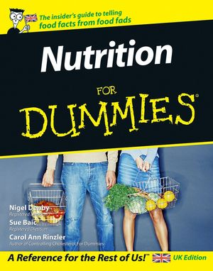 Nutrition For Dummies (0470685638) cover image
