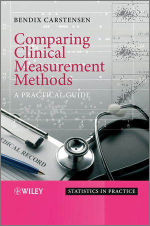 Comparing Clinical Measurement Methods: A Practical Guide (0470694238) cover image