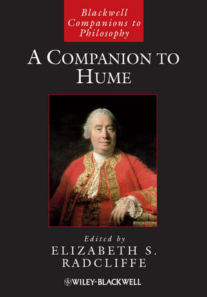A Companion to Hume (0470695838) cover image