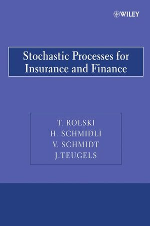 Stochastic Processes for Insurance and Finance (0470743638) cover image