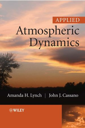 Applied Atmospheric Dynamics (0470861738) cover image