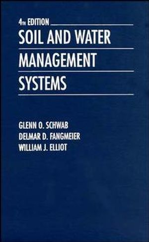 Soil and Water Management Systems, 4th Edition (0471109738) cover image