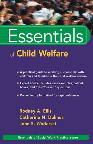 Essentials of Child Welfare (0471473138) cover image