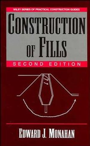 <span class='search-highlight'>Construction</span> of Fills, 2nd Edition