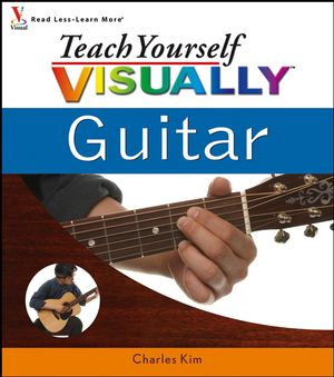 Teach Yourself VISUALLY Guitar (0471789038) cover image