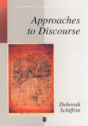Approaches to Discourse: Language as Social Interaction (0631166238) cover image