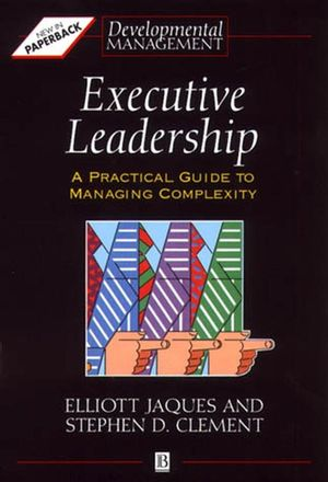 Executive Leadership: A Practical Guide to Managing Complexity